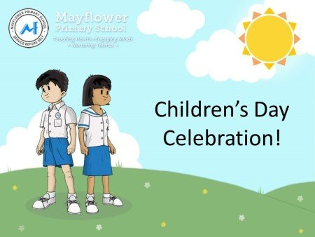 Children\'s Day Celebrations